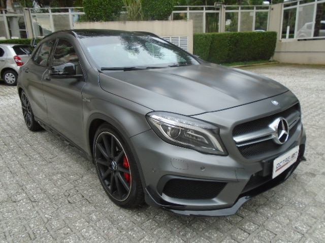 Mercedes Benz GLA 45